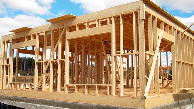 Плюсы и минусы каркасного строительства дома Фото