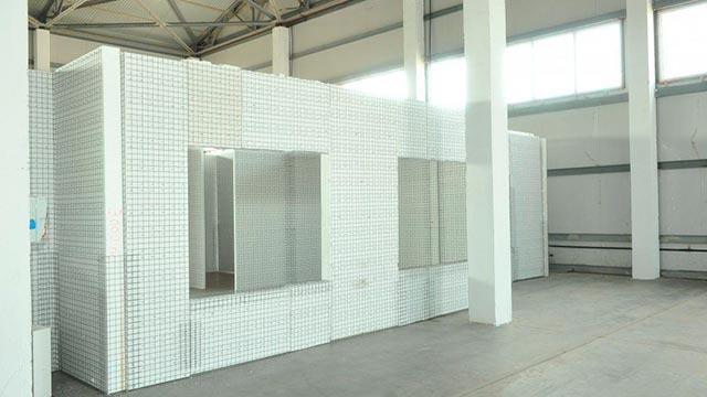 3-d панели в строительстве Фото