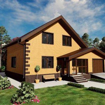 Готовый дом за 1 год Фото